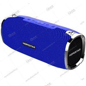 Колонка портативная HOPESTAR A6 синий
