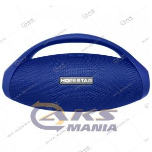 Колонка портативная HOPESTAR H31 синий