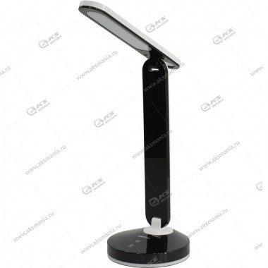 Светильник LED Smartbuy настольный SBL-DLFOLD-5-K, 5Вт, сенсор, 3 цвета подсветки, черный