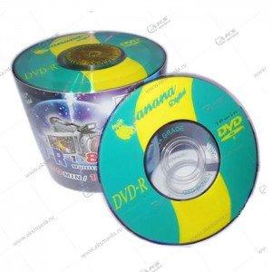Диск DVD-R BANANA