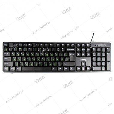 Клавиатура KS-030U Dialog - USB черный