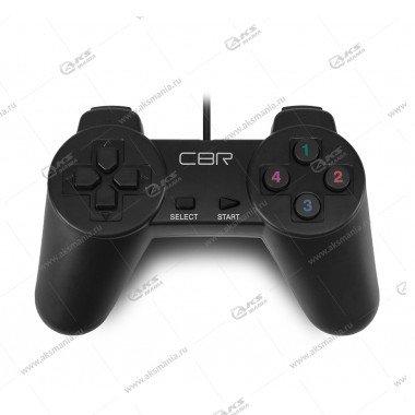 Gamepad проводной CBR CBG 905 10 кнопок, USB, чёрный