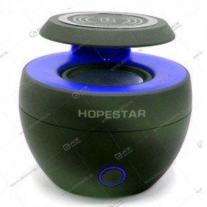Колонка портативная HOPESTAR H38 синий