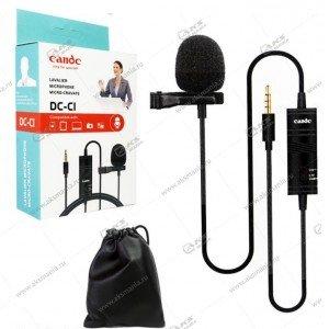 Микрофон Candc DC-C1 1 Mic для камер и телефонов