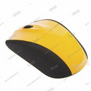Мышь беспроводная Smartbuy SBM-325AG желтая