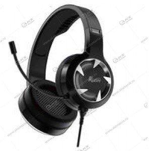 Наушники Smartbuy SBHG-8000 Rush Mace, Игровые, Гибкий микрофон черные