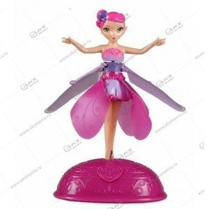 Игрушка летающая кукла на сенсорном упралении