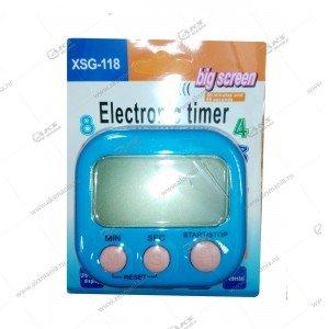 Таймер-секундомер XSG-118