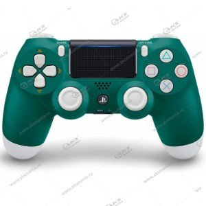 Gamepad PS4 Dualshock 4 wireless зеленый