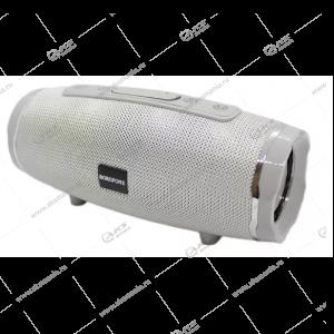 Колонка портативная Borofone BR3 Rich sound sports серый