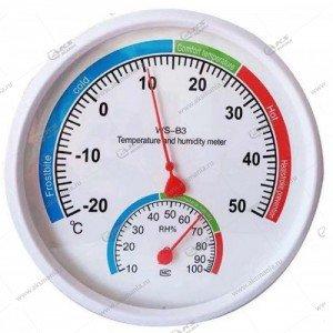 Термометр-гигрометр WS-B2
