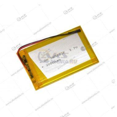 Аккумулятор универсальный 305283 3000mAh литий-ионный