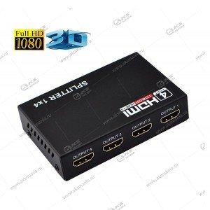 Разветвитель HDMI 1x4 с 3D