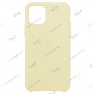 Silicone Case (Soft Touch)  для iPhone X/XS пудра