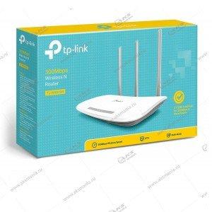 Wi-Fi Роутер Tp-Link TL-WR845N 300Mbps
