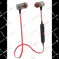 Наушники Bluetooth ipipoo iL80bl красные