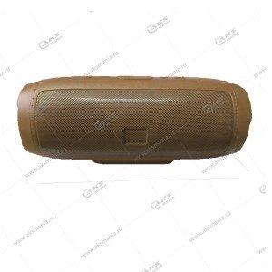 Колонка портативная BETTER S1000 золотой