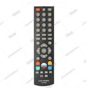 Пульт телевизионный триколор UN-8306