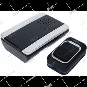 Беспроводной дверной звонок Smartbuy с цифр. код., IP44, с подсвет., рег-кой громк. (SBE-11-DP6-25)