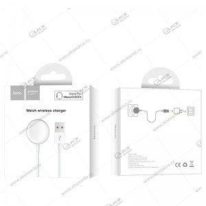 Беспроводное зарядное устройство Hoco CW16 для iWatch белый