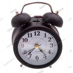 Часы 4010 будильник Quartz 9,5см