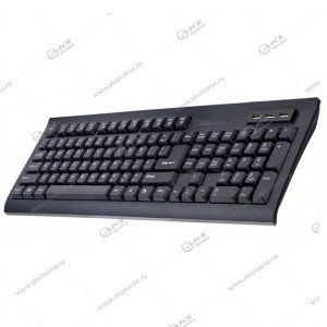 Клавиатура Perfeo HUB-BIT PF-855 3-USB-HUB