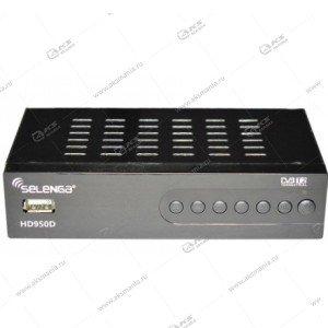 Цифровая TV приставка DVB-T2 SELENGA HD950D