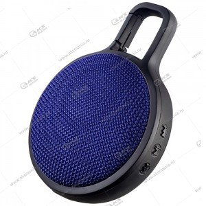 Колонка портативная Perfeo Circle синий