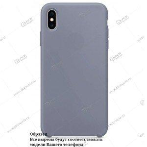 Silicone Case (Soft Touch)  для iPhone 7/8 серый