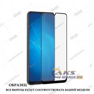 Защитное стекло Samsung A80/ A90 5D Black