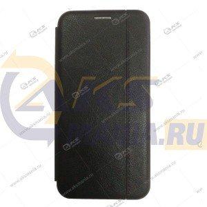 Книга горизонтальная Huawei Honor P30 Pro черный Nice Case
