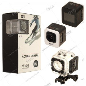 Экшн камера Sports Cam M10 Wi-Fi 4K