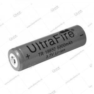 Аккумулятор UltraFire 18650 6800 (2600mAh)