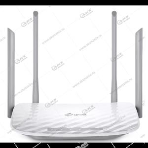 Wi-Fi Роутер Tp-Link Archer C5(RU) AC1200 802.11ac/n/a 5 ГГц, 802.11n/g/b 2,4 ГГц, 5 ГГц-до 867 Мб