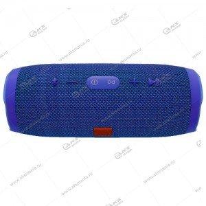 Колонка портативная Charge 3 BT TF синий