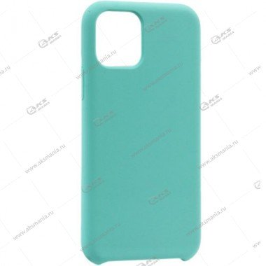 Silicone Case (Soft Touch) для iPhone 11 Pro Max морская волна