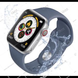 Smart Bracelet Watch T500 Шагомер Пульсометр синий