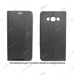 Книга горизонтальная Huawei Honor 20 черный D-Case