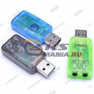 Звуковая карта USB 5.1CH