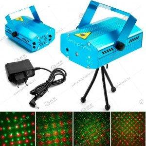 Лазерный проектор JIN-09 точки