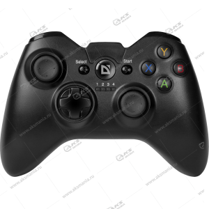 Gamepad Defender X7 USB, Bluetooth, Li-Ion, 17 кн. черный