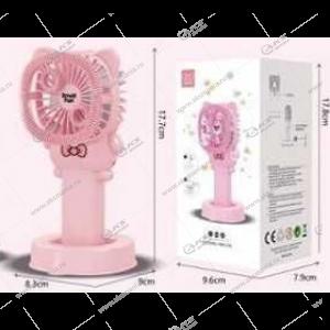Вентилятор ручной Small Fan + мыльные пузыри