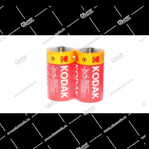 Элемент питания Kodak R20/2SH Heavy Duty ZINC