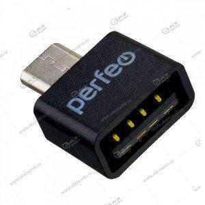 OTG Perfeo Micro PF-VI-O010 черный