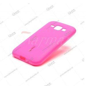 Силикон Cherry Asus ZenFone 4 4,5/ A450CG розовый