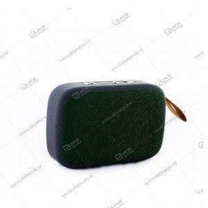 Колонка портативная Charge G2 BT TF FM зеленый