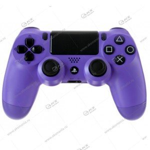 Gamepad PS4 Dualshock 4 wireless фиолетовый