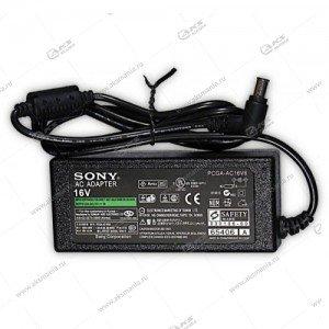 Блок питания Sony 16V, 4А разъем 6.4*4.4мм