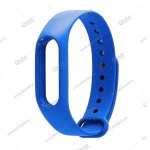 Ремешок на Mi Band 2 светло-синий