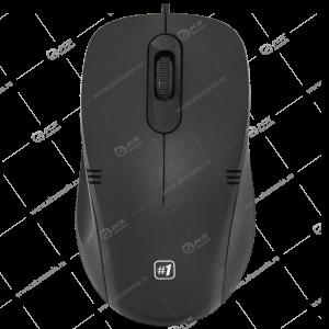 Мышь проводная Defender MM-930 черный